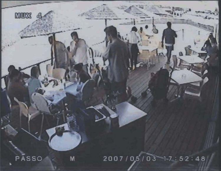 THE CASE OF THE LEGLESS WAITER - PARAISO RESTAURANT CCTV 10_12_11