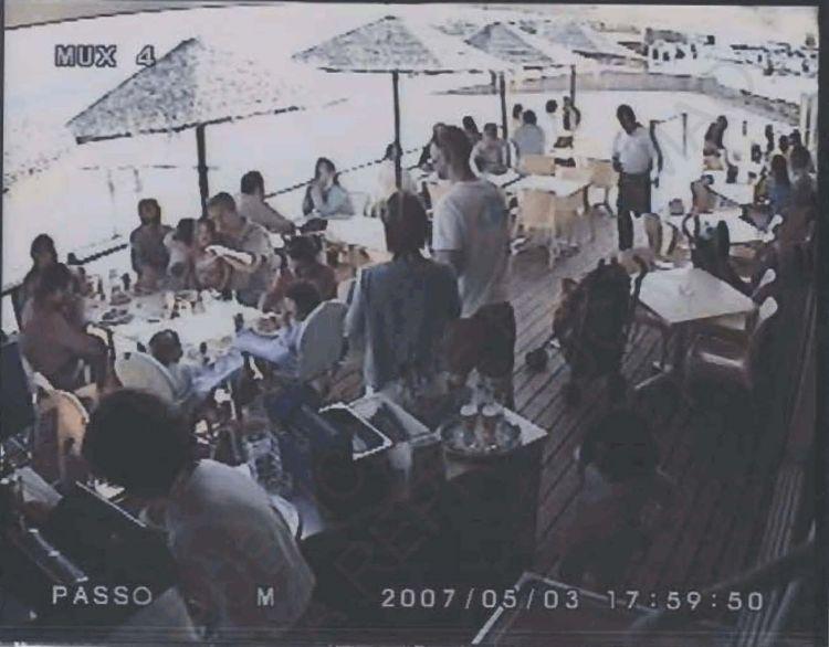 THE CASE OF THE LEGLESS WAITER - PARAISO RESTAURANT CCTV 11_12_11