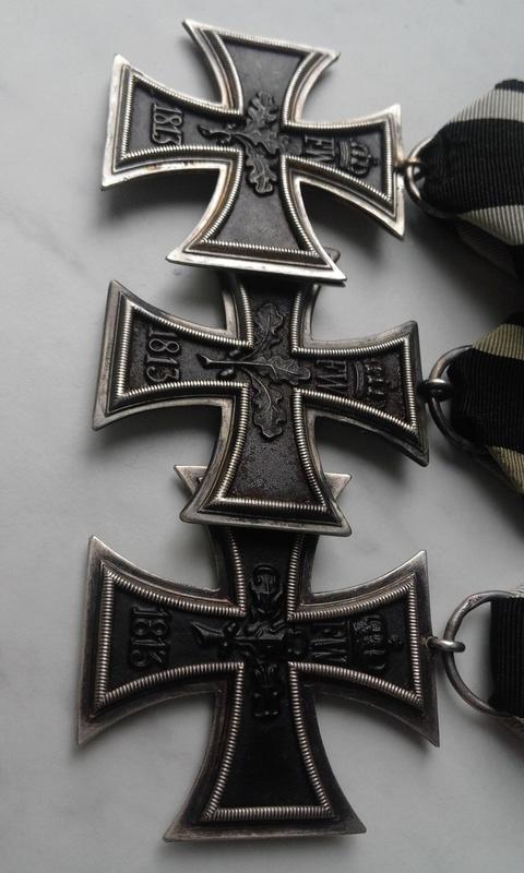 EK2 1813, 1870, 1914, 1939, 1957 20170317
