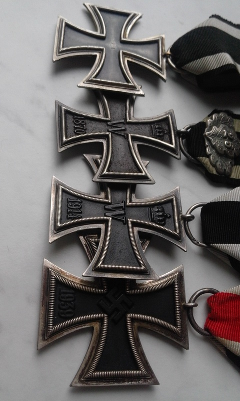 EK2 1813, 1870, 1914, 1939, 1957 20170321