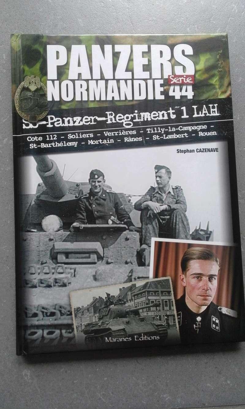 """SS Panzer Rgt 12 """"HJ"""", SS Panzer Rgt 2 """"DR"""", SS Panzer Rgt 1 """"LAH""""  20170510"""