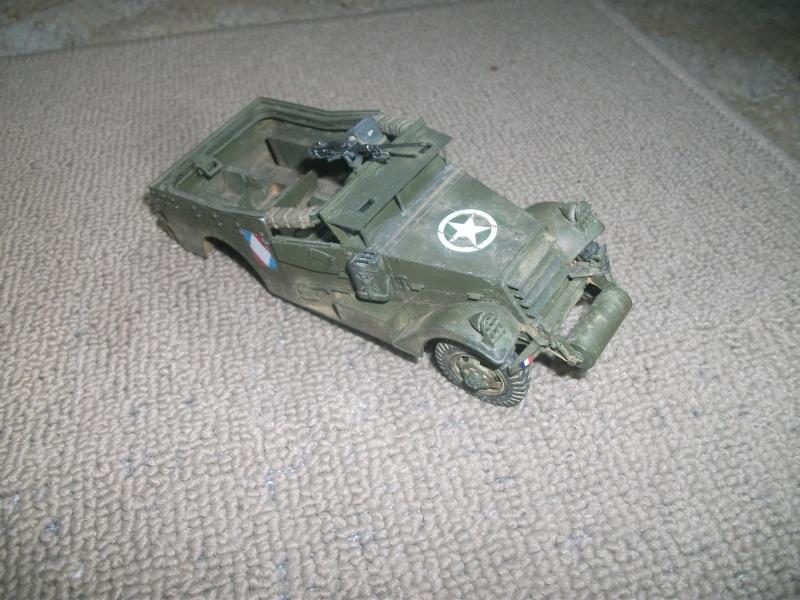 White scout car M3A1 RICM  9eme DIC -binôme de la coloniale 00117_10