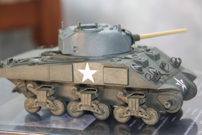 Suite Sherman recyclés 1/35 01110