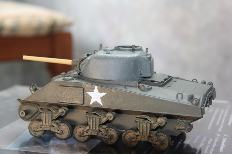 Suite Sherman recyclés 1/35 01310