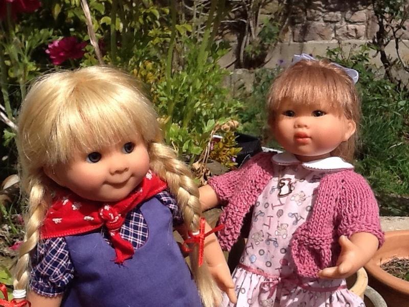 Eléanor présente ses copines : Sandy et Joséphine ,(21/05) Image69