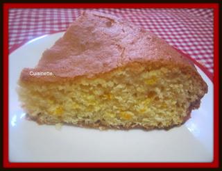 Gâteau au yaourt & zeste d' oranges. Img_4314