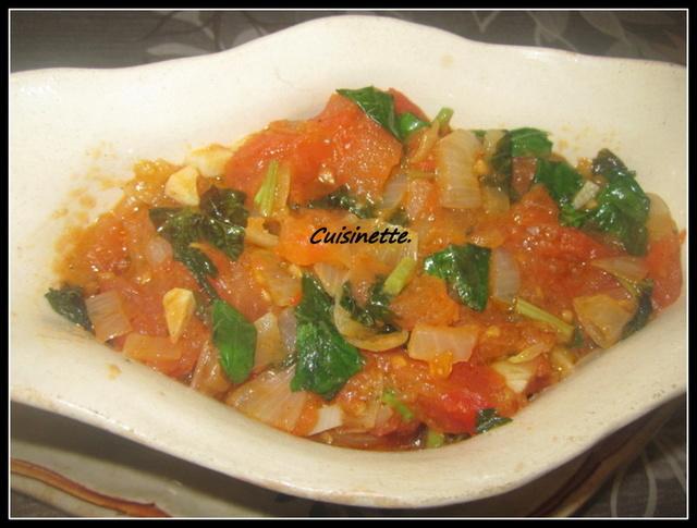 Sauce tomates & basilic. Img_4812