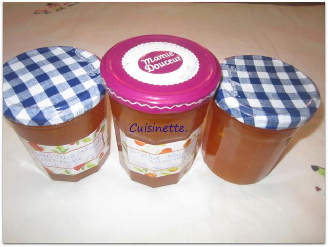 Confiture d'abricots et cannelle. Img_5210