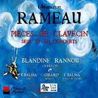 clavecin - L'École française de clavecin, de Chambonnières à Balbastre Rameau12