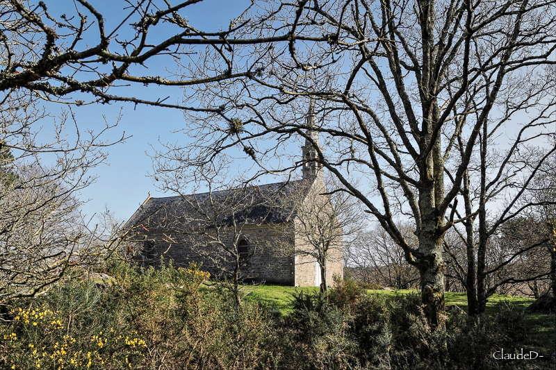 Chapelle Saint Guénolé à Coat-à-tous, Carnac (56) Chapco12