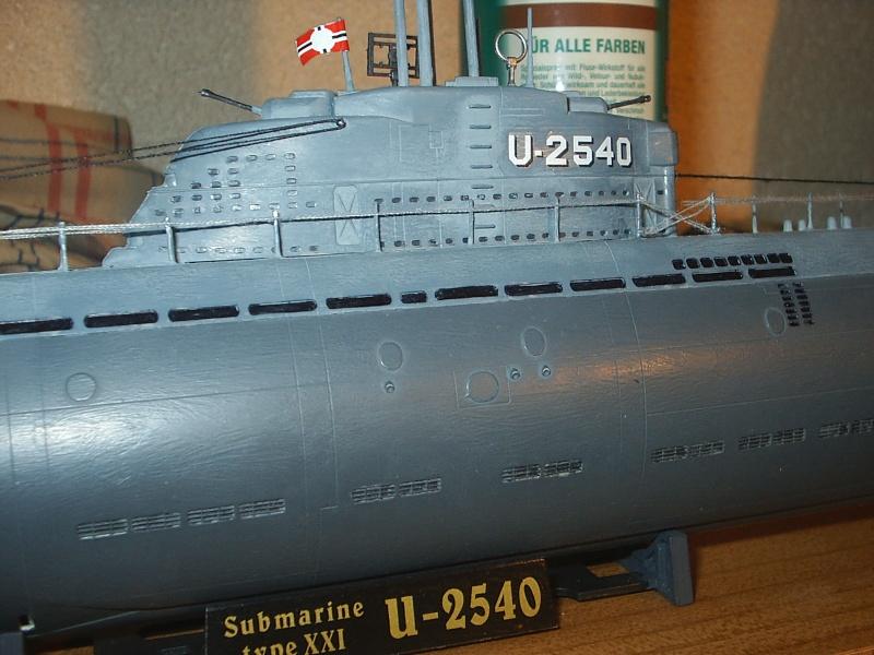 U-Boot Typ XXI mit Interieur FERTIG Pic_0415