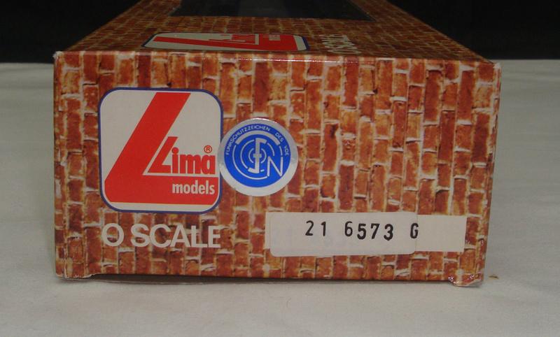 Les boites d'emballage des trains Lima à l'échelle 1/45. _57_2_10