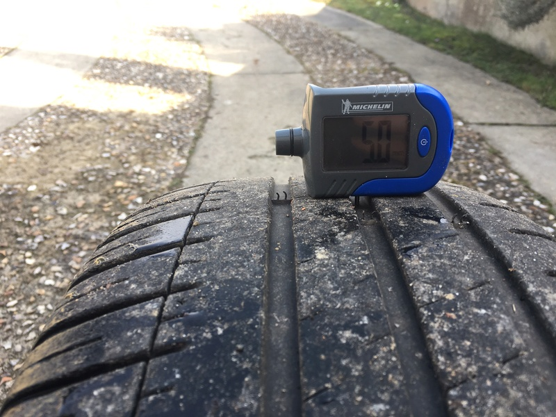 "[VENDU] 4 Jantes 17"" Abarth + 4 pneus Michelin PilotSport 3 Image38"