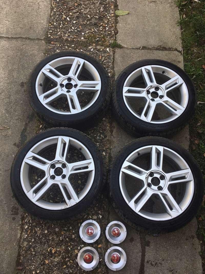"[VENDU] 4 Jantes 17"" Abarth + 4 pneus Michelin PilotSport 3 Image39"
