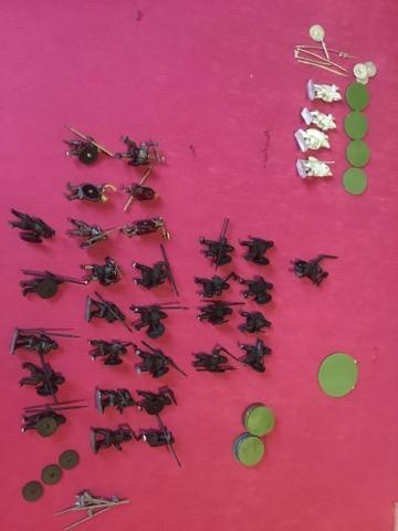 [vente] armée Viking + livrets + dés et marqueurs 19075410