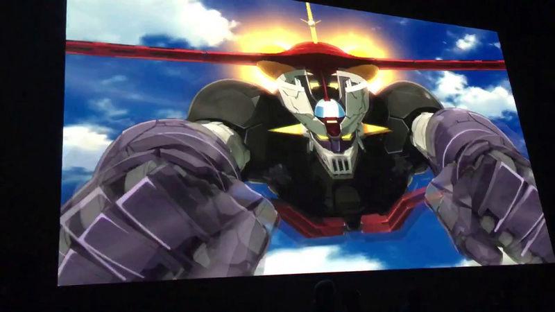 Toei annonce un film d'animation Mazinger Z  Mazing11