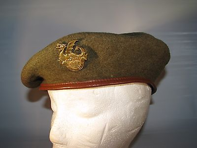 2e Linie beret. Was this insignia used in 1975 Img_1916