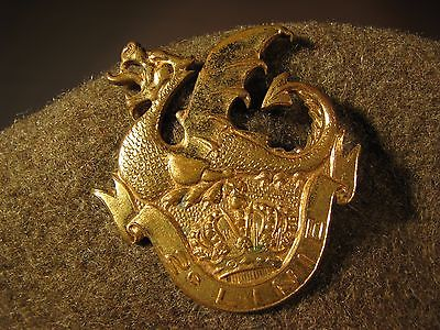2e Linie beret. Was this insignia used in 1975 Img_1917