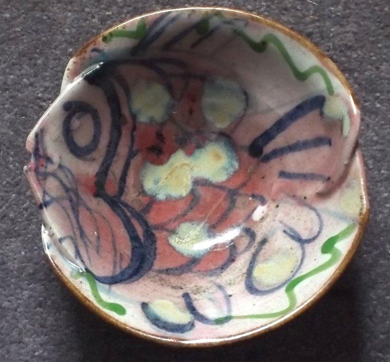 Willie Carter - Top Farm Pottery - Farndon 100_3324