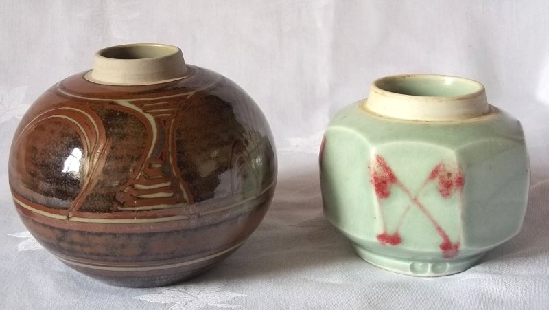David Frith & Margaret Frith - Brookhouse Pottery 100_3419