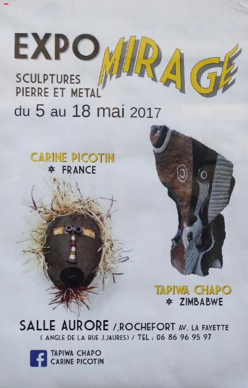 Carine Picotin, Tapiwa Chapo, l'Afrique soufle sur l'Aurore Imgp6413