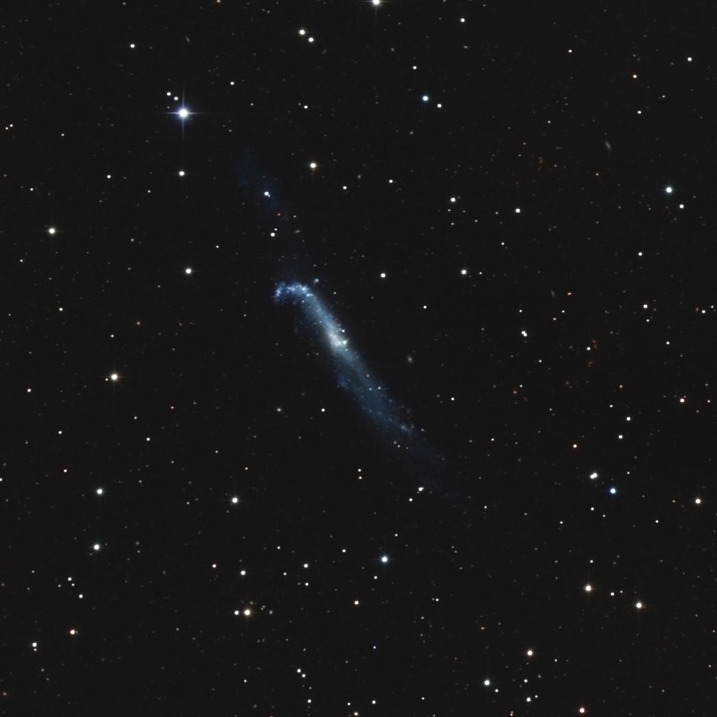 Une baleine dans le ciel NT200 ASTROJEJE Ngc_4612
