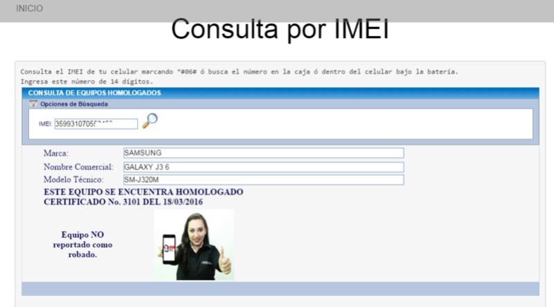 Aporte web de verificacion de imie J3_lim10