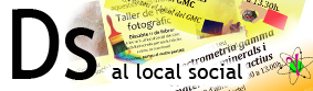 DISSABTES AL LOCAL SOCIAL