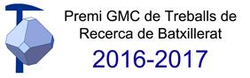 Premi GMC de Treballs de Recerca de Batxillerat 2016-2017