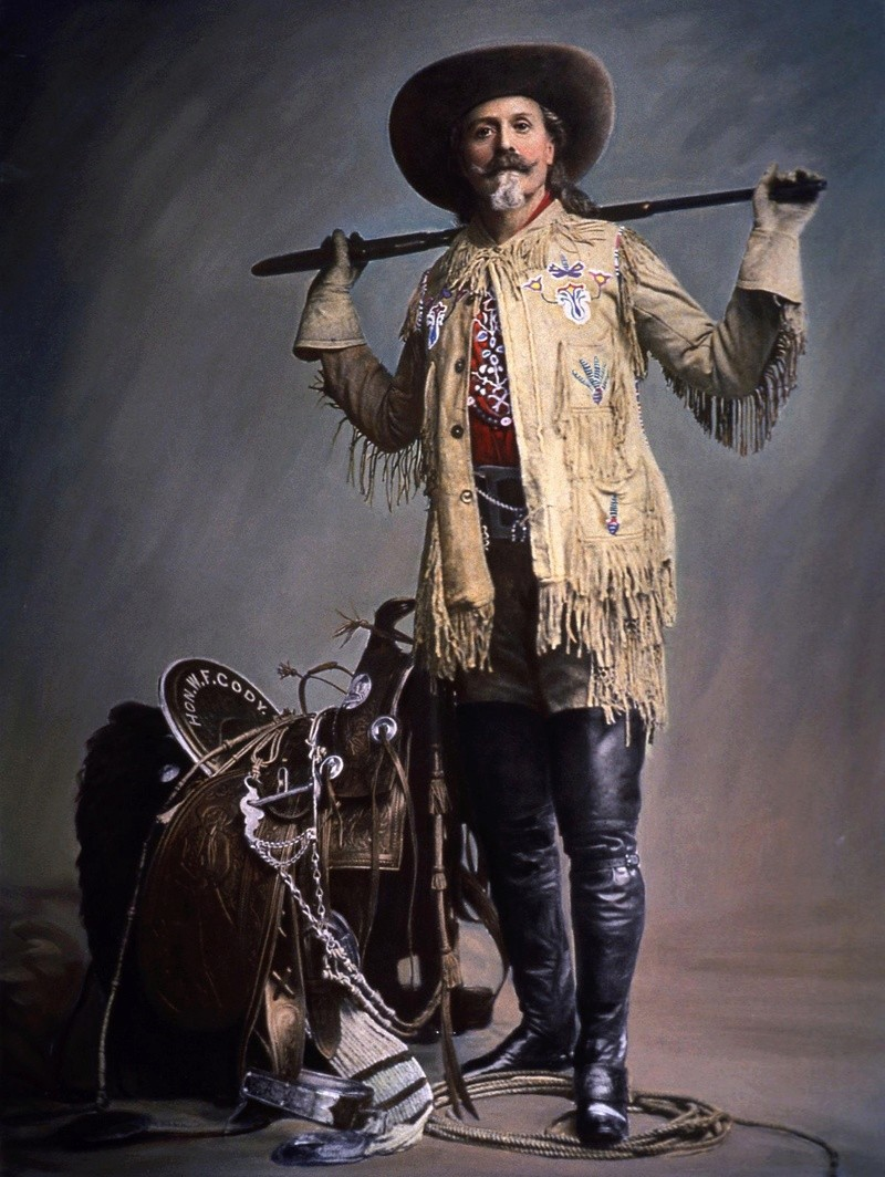 Buffalo Bill à Strasbourg Buffal10