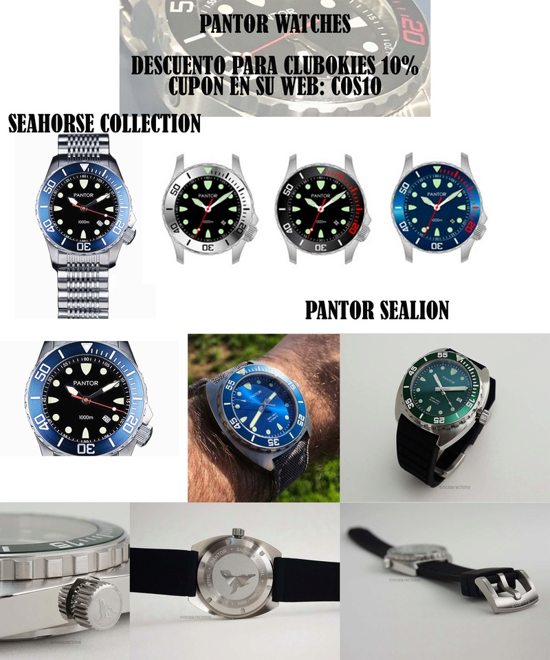 PANTOR WATCHES 10% Pantor10