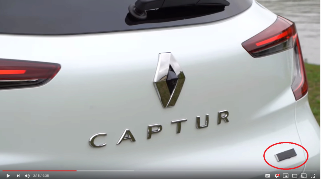 2019 - [Renault]  Captur II [HJB]  - Page 40 Screen16