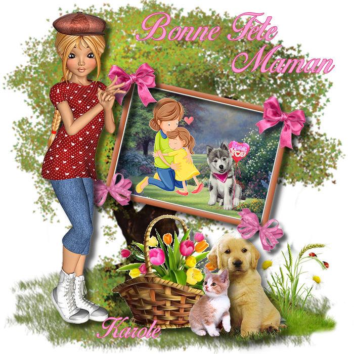 Bonne Fête à toutes les Mamans _utf-810