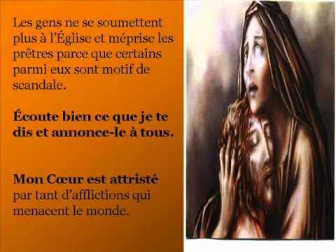 Vidéo : Extraits de prophéties – Sœur Elena Aiello 0110