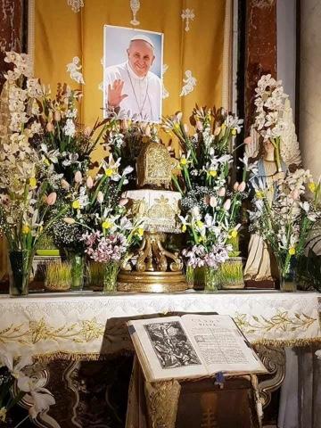 Wim Winders prépare un film sur le Pape - L'image du Faux-Prophète sera placée dans toutes les Églis Bergog11