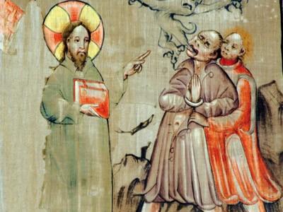 Un exorciste répond à la tactique du diable On parle peu du diable… parler d'exorcisme, n'est-ce pas Exorci10