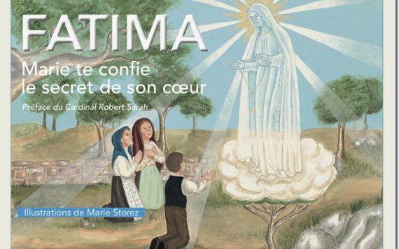 Marie te confie le secret de son cœur  Fatima11