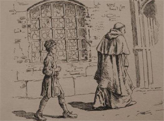 Le moine Fray Gerundio présente à sa façon le centenaire de Fatima célébré par François (21/5/2017). Lazari10