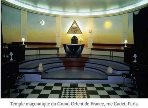 Alberto Bárcena, spécialiste de la franc-maçonnerie,dénonce le caractère luciférien de ses rites  Macon10
