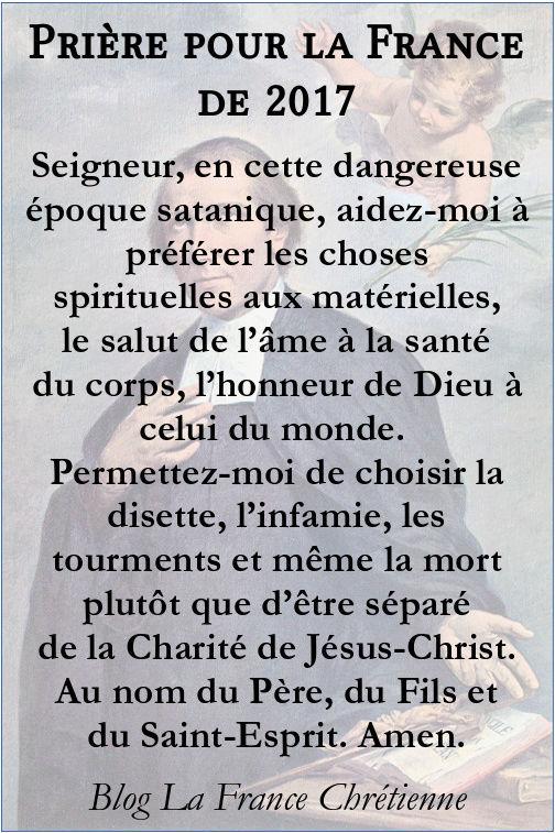 Prière pour la France de 2017 Priere10