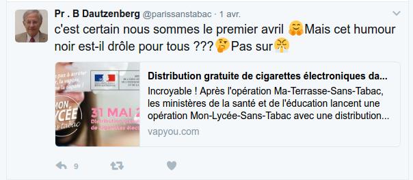 Vap'You - Distribution gratuite de cigarettes électroniques dans tous les lycées de France ! Captur11