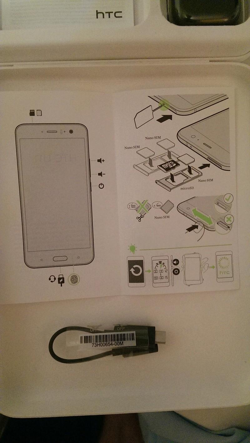 htcu11 - [DISCUSSION] Que pensez vous du HTC U11 Imag0014