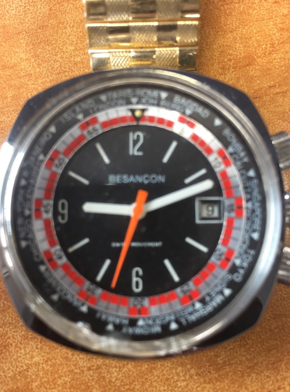 Jaeger -  [Postez ICI les demandes d'IDENTIFICATION et RENSEIGNEMENTS de vos montres] - Page 40 Img_2817