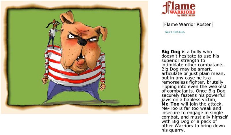 What the Heck is 'Trolling'? Bigdog10