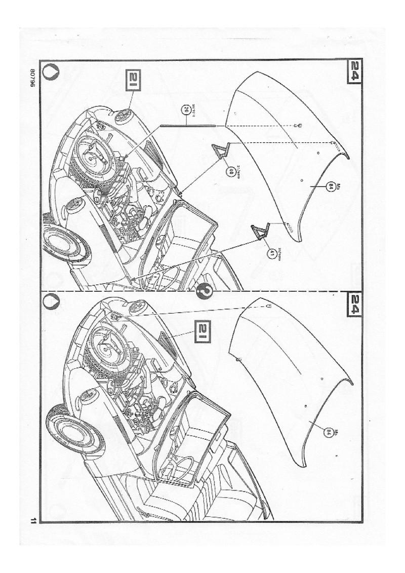 Ciroën DS 19 cabriolet 1/16 notice Img_0019