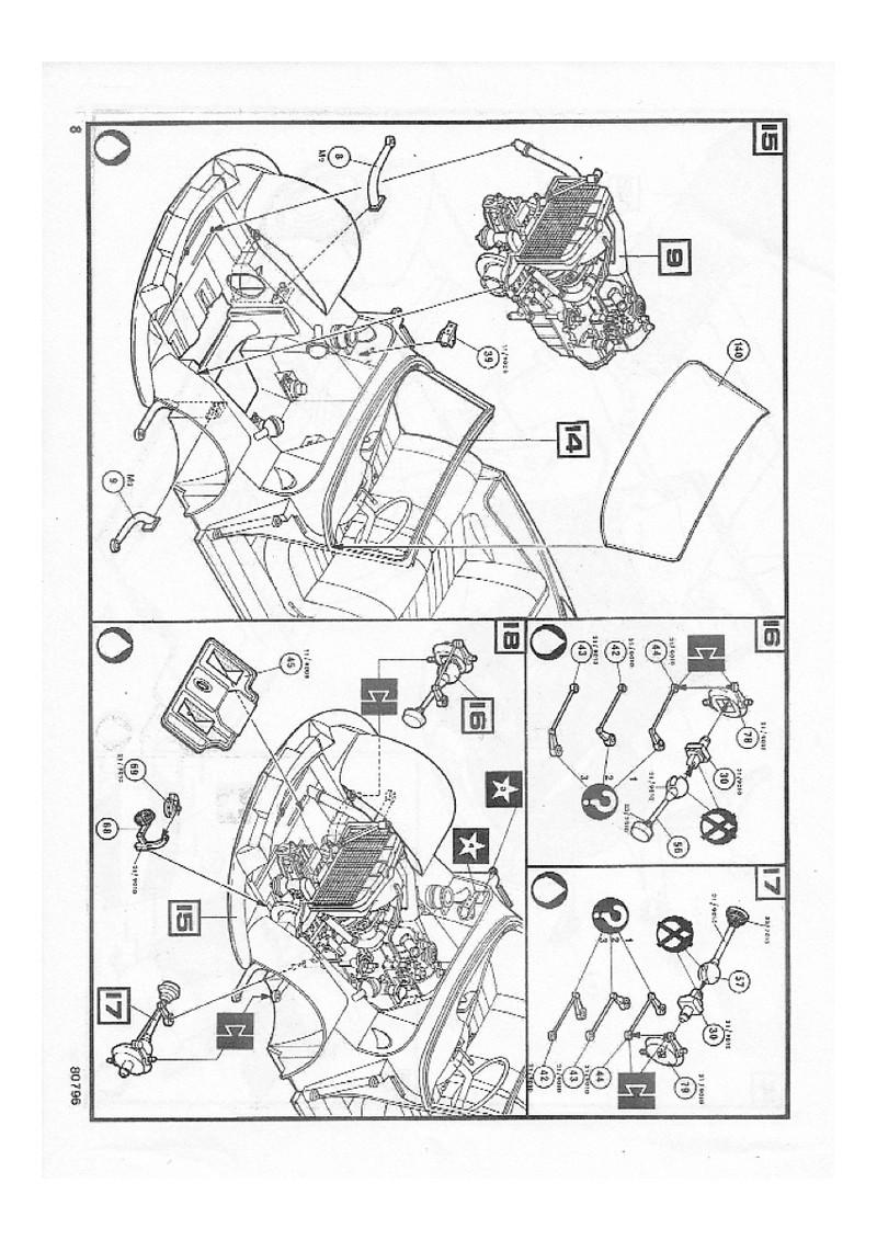 Ciroën DS 19 cabriolet 1/16 notice Img_0020