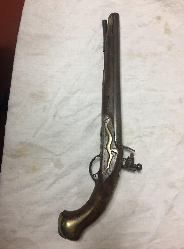 pistolet d'arçon fabrication première moitié XVIII... peut-être germanique... ou pas! - Page 2 Image210