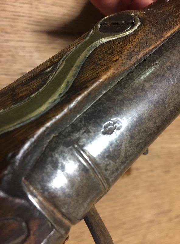 pistolet d'arçon fabrication première moitié XVIII... peut-être germanique... ou pas! - Page 2 Image310