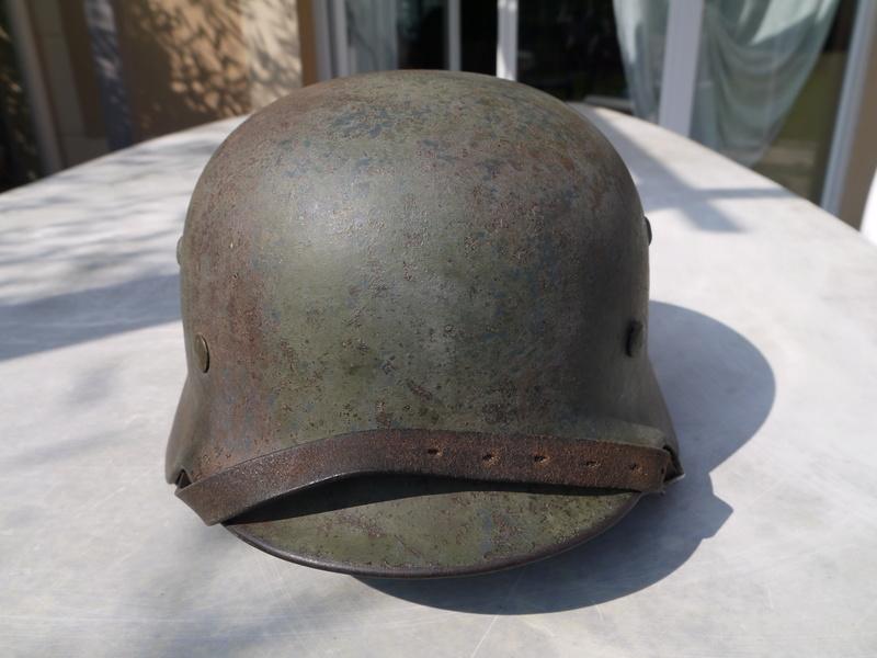 M35 Luftwaffe aigle 1 er type cam 2 tons Le frère du tien Bruenor! P1050412