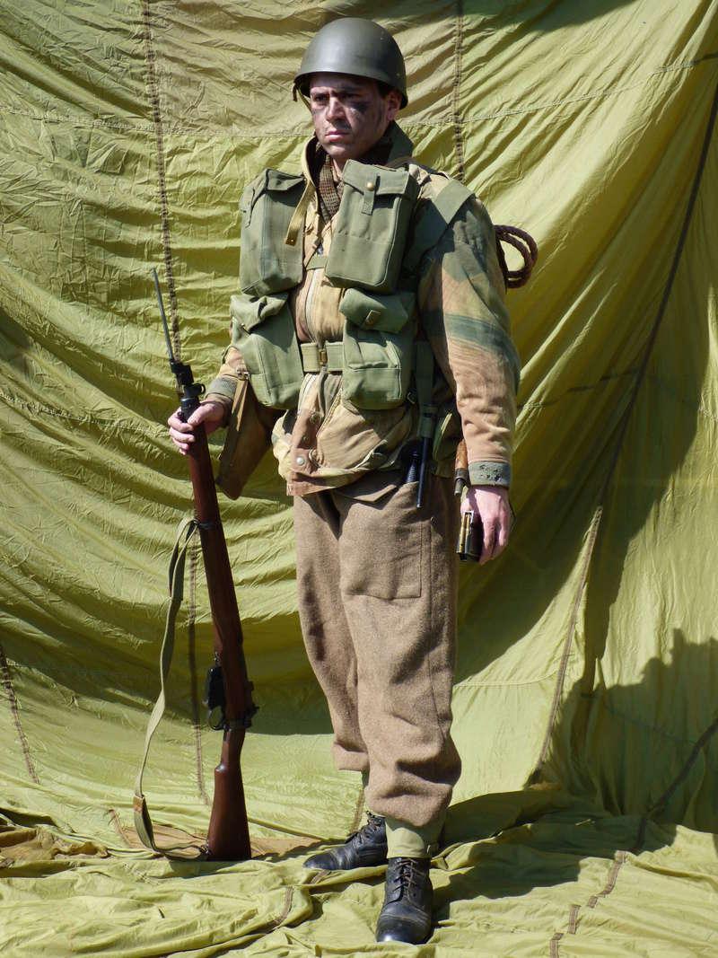 [Royaume-Uni] Bren gunner n°2 de Bren Group, Glider du Royal Ulster Rifles Regiment, Allemagne (Mars 1945) P1040113